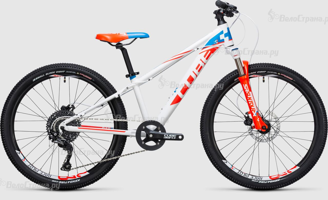 Велосипед Cube Kid 240 SL (2017)