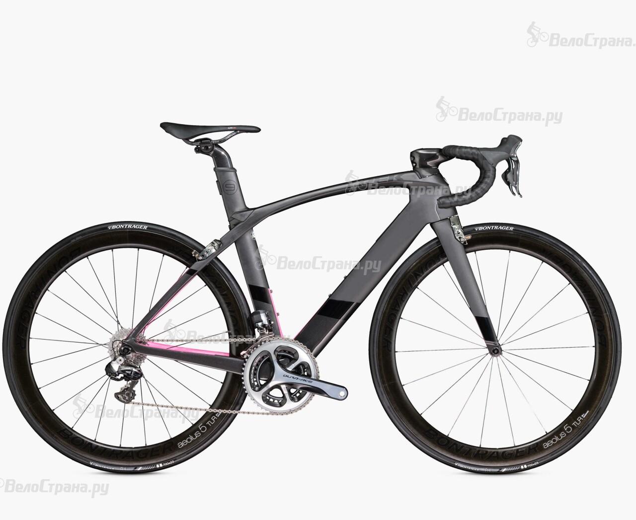 Велосипед Trek MADONE 9.9 WOMEN'S (2016)