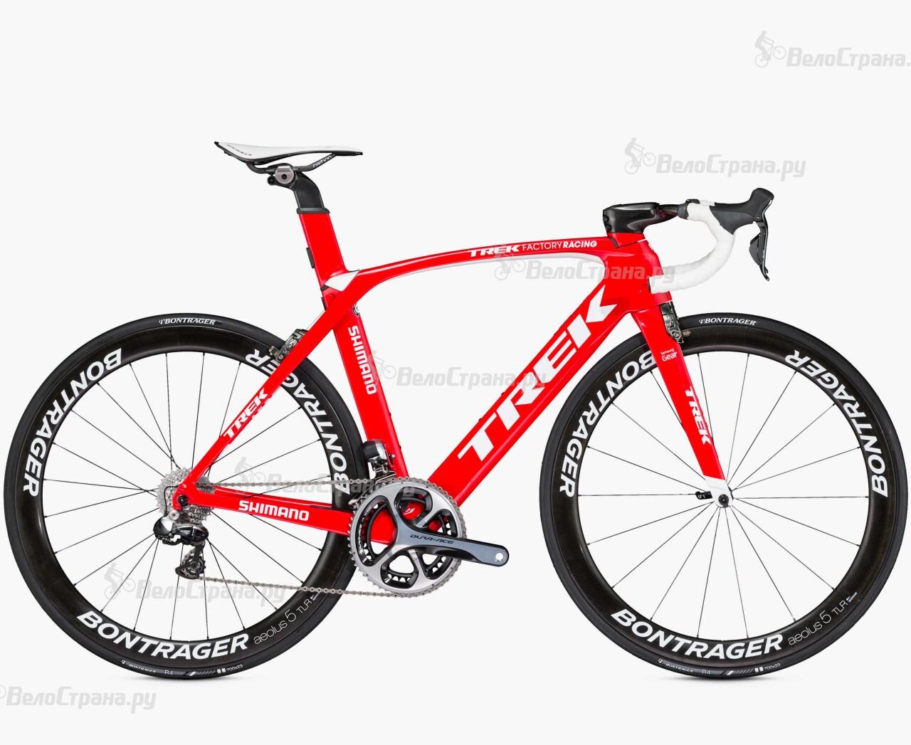 Велосипед Trek MADONE RACE SHOP LIMITED (2016) велосипед trek madone 5 9 2013