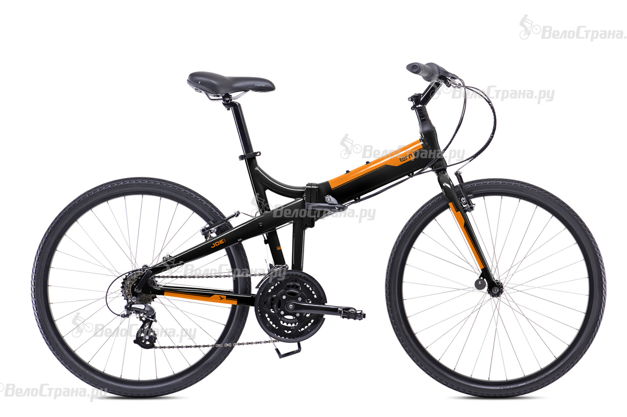 Велосипед Tern Joe C21 (2016) велосипед tern node d16 2015