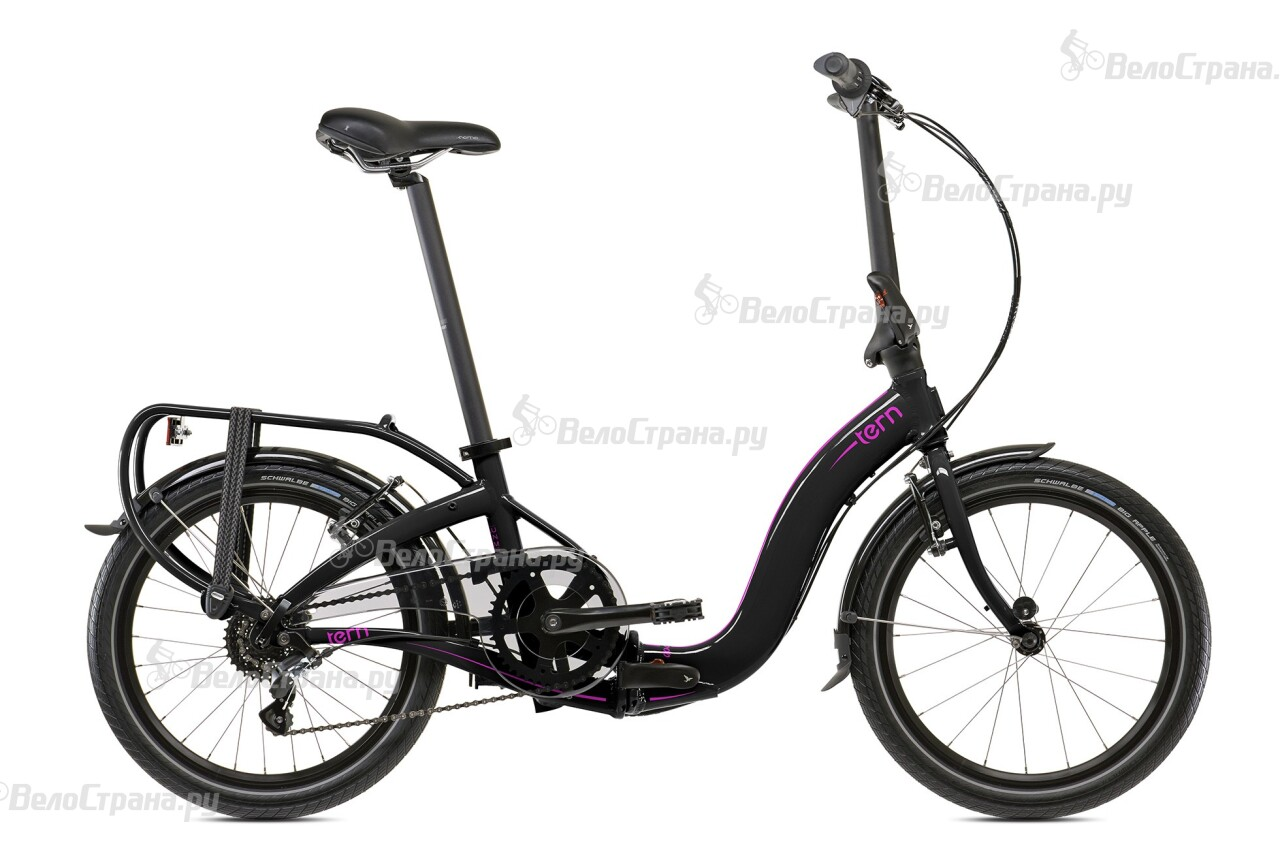 Велосипед Tern Swoop D8 (2016)