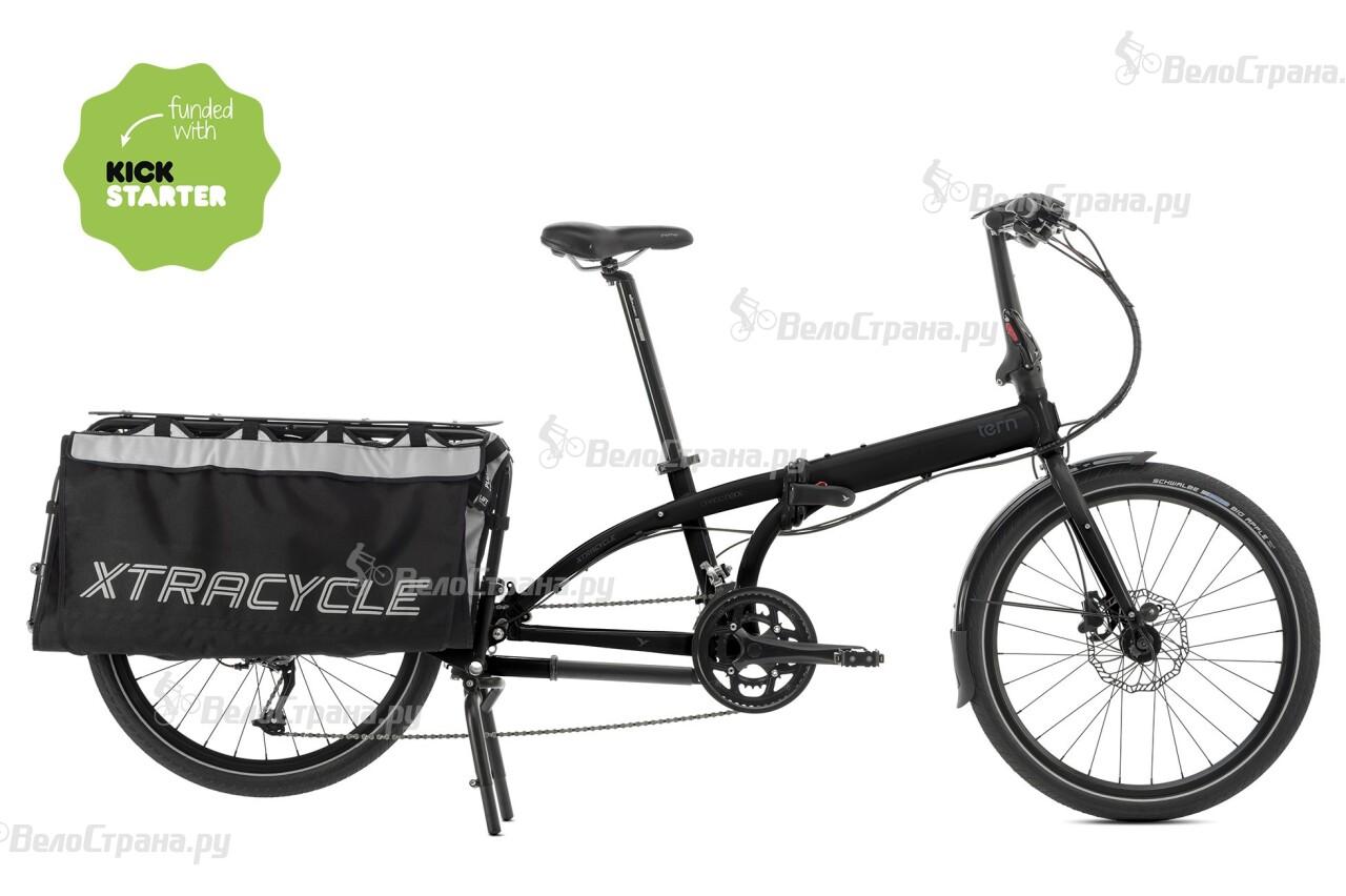Велосипед Tern Cargo Node (2016) велосипед tern node d16 2015