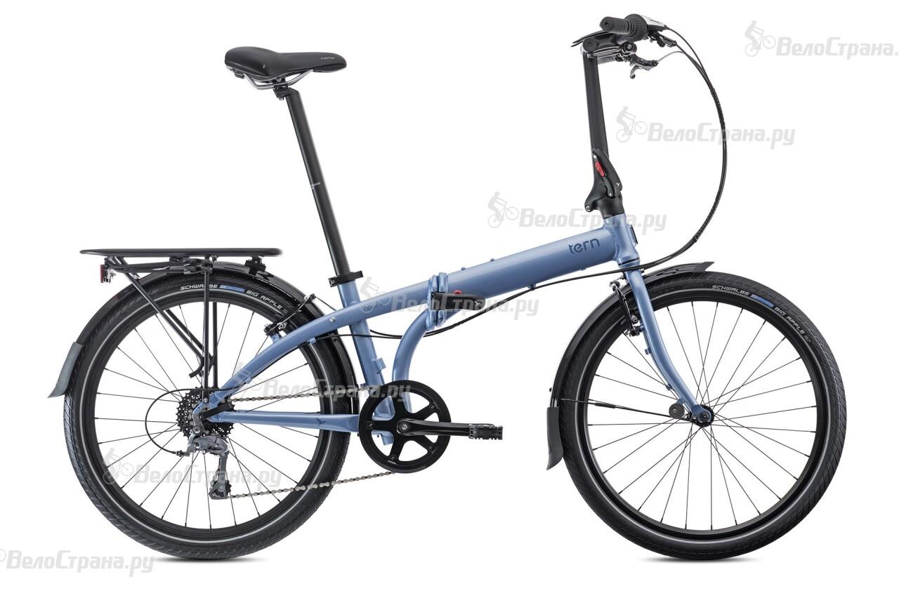 Велосипед Tern Node D8 (2016)