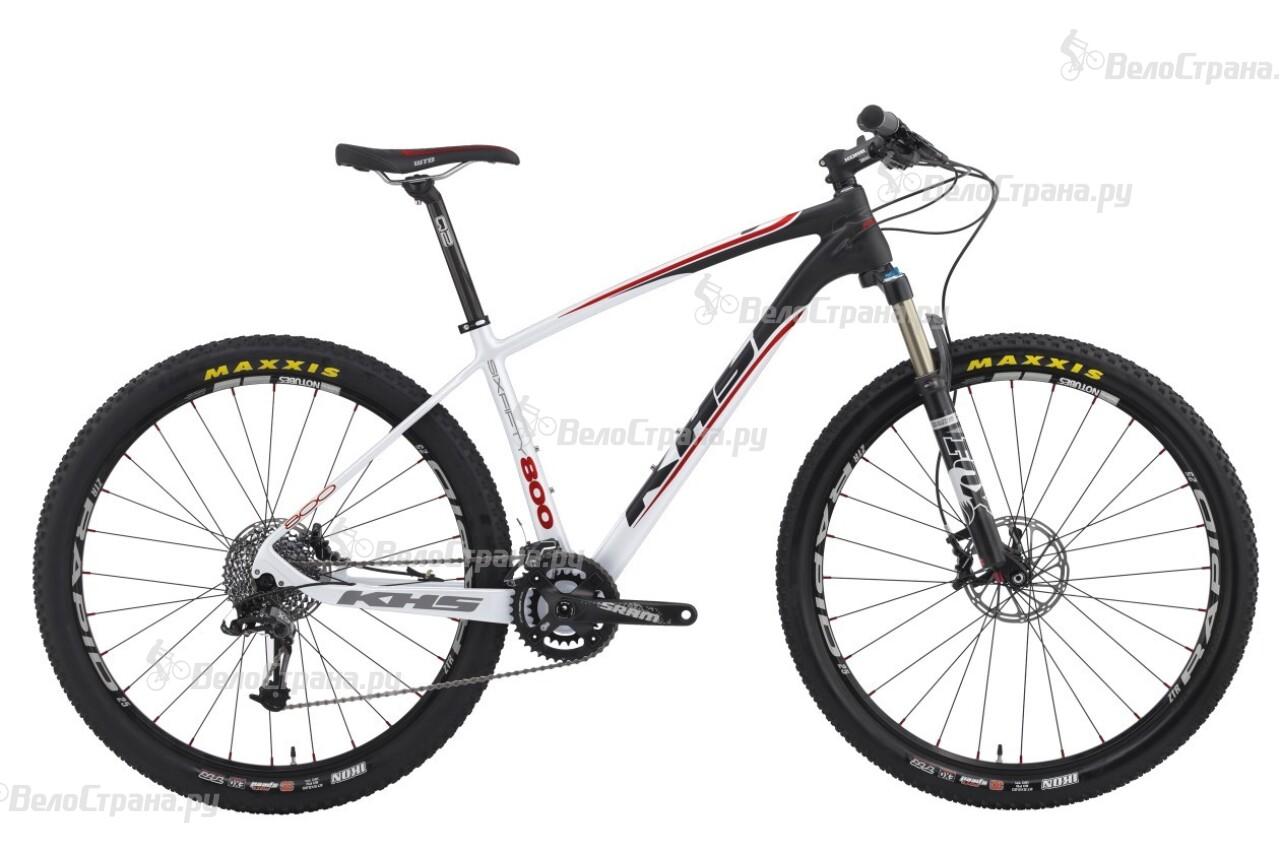 Велосипед KHS SixFifty 800 (2016)