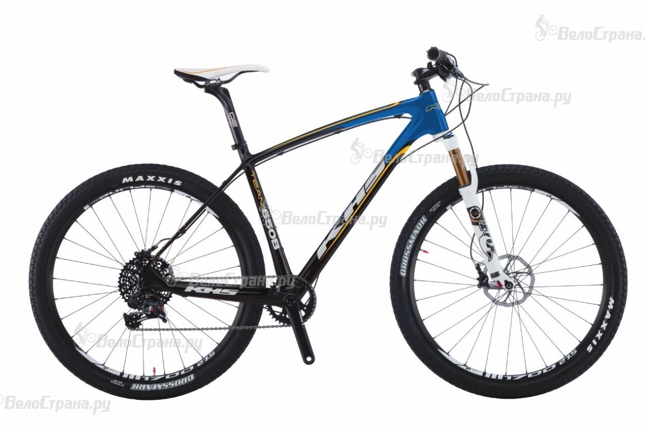 Велосипед KHS SixFifty Team (2016) велосипед gt sanction team 2016