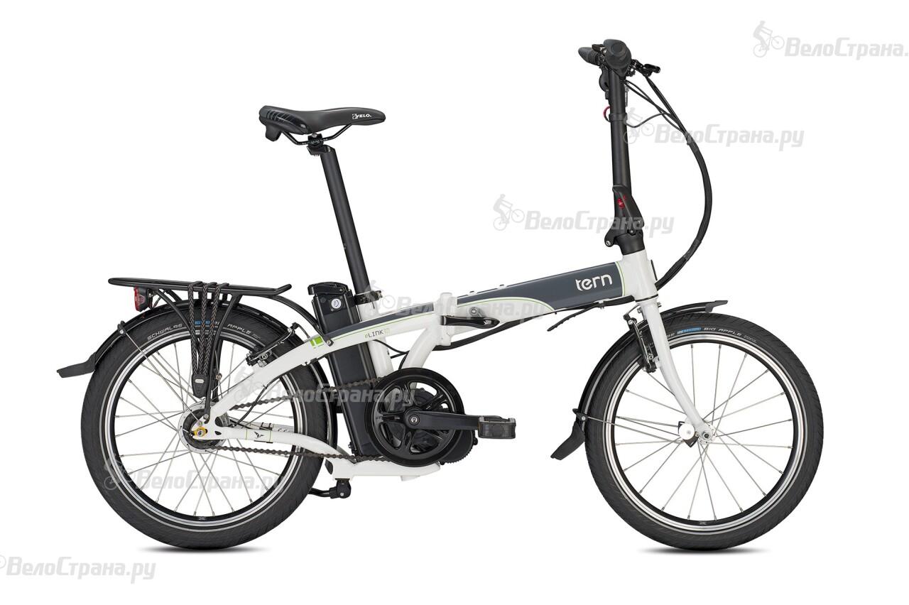 Велосипед Tern eLink (2016) велосипед tern node d16 2015