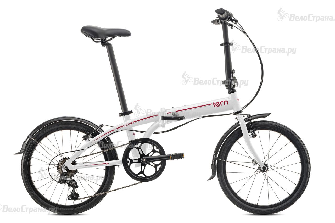 Велосипед Tern Link B7 (2016) велосипед tern node d16 2015