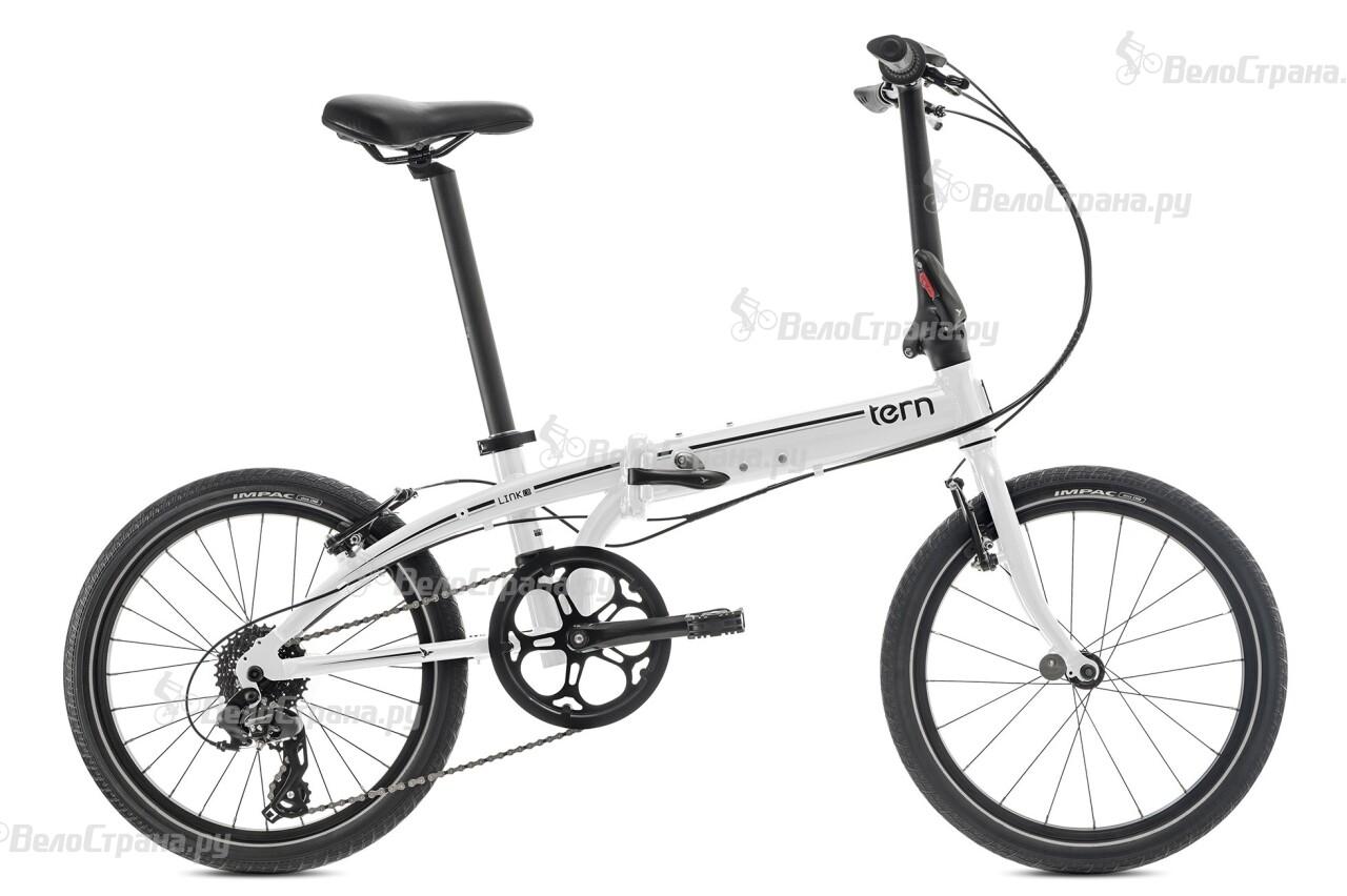 Велосипед Tern Link C8 (2016) велосипед tern node d16 2015