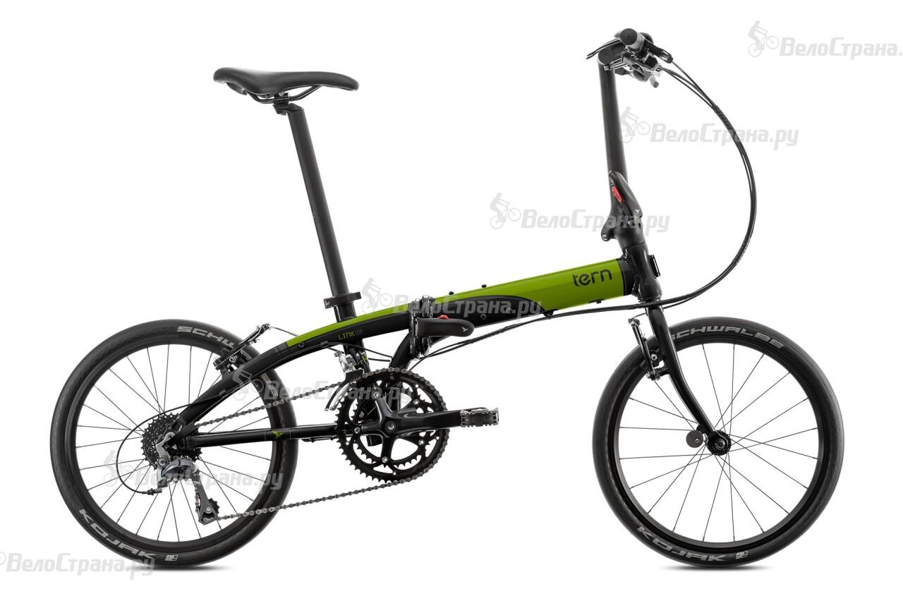 Велосипед Tern Link D16 (2016) велосипед tern node d16 2015