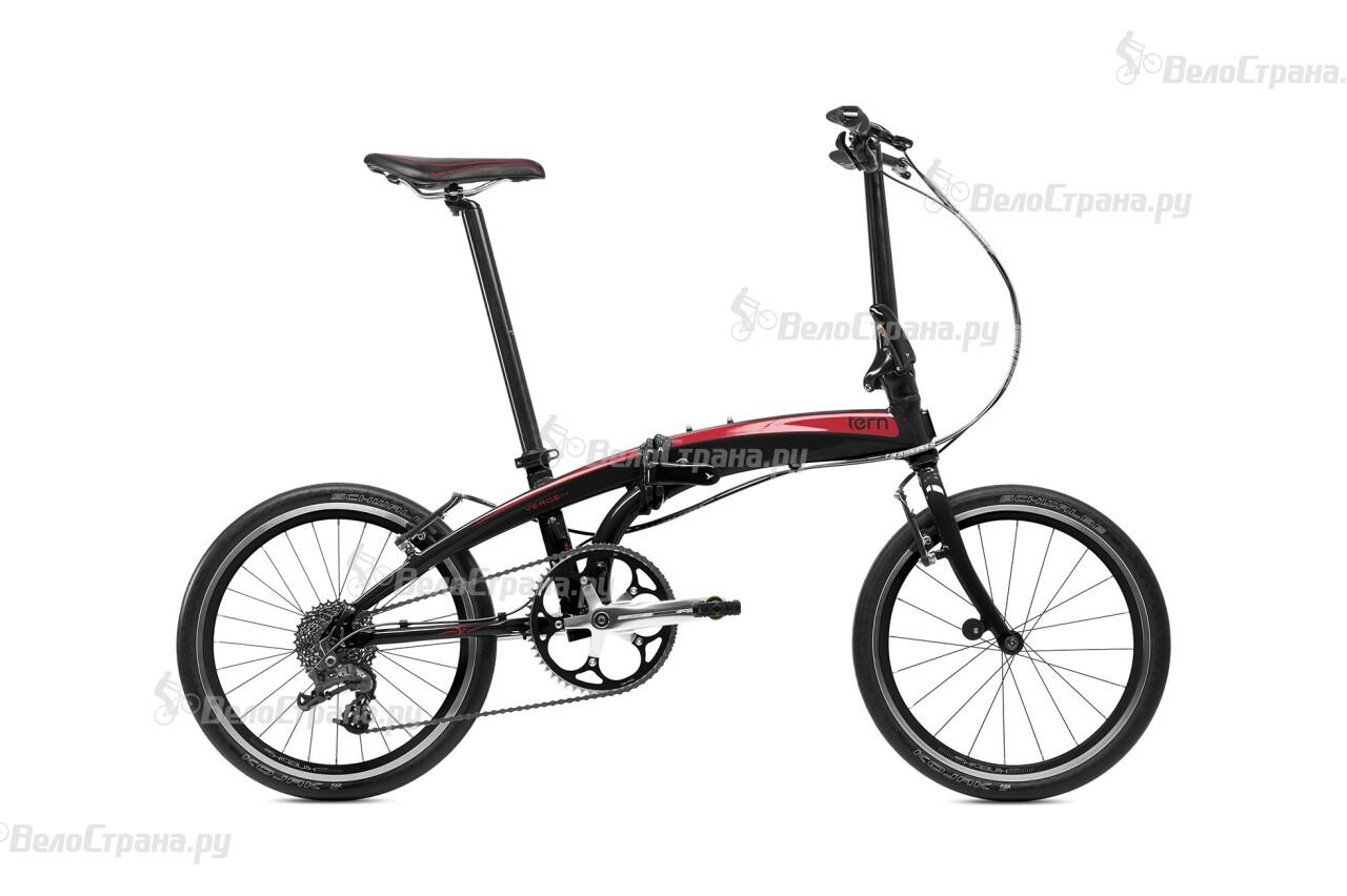 Велосипед Tern Verge P9 (2016) велосипед tern node d16 2015