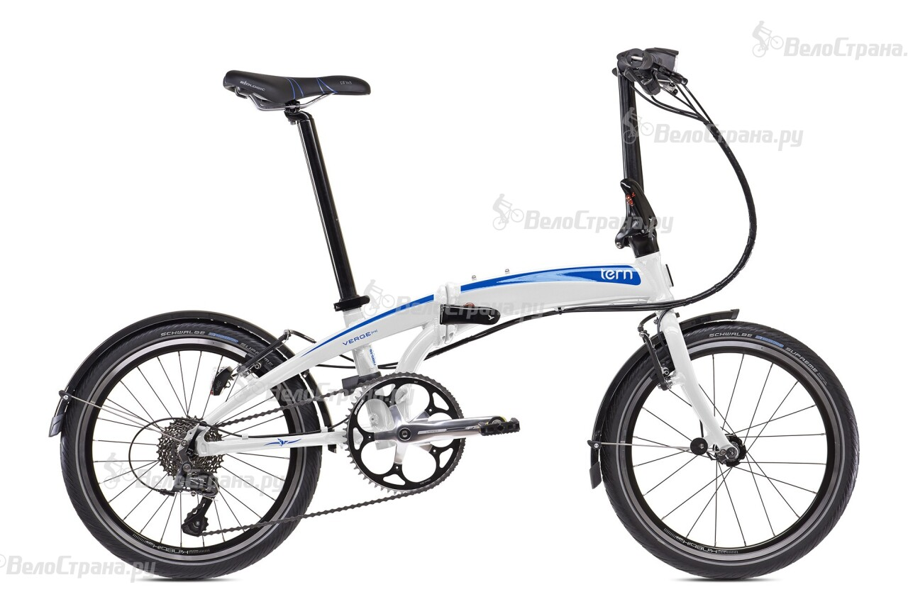 Велосипед Tern Verge P9L (2016) велосипед tern node d16 2015