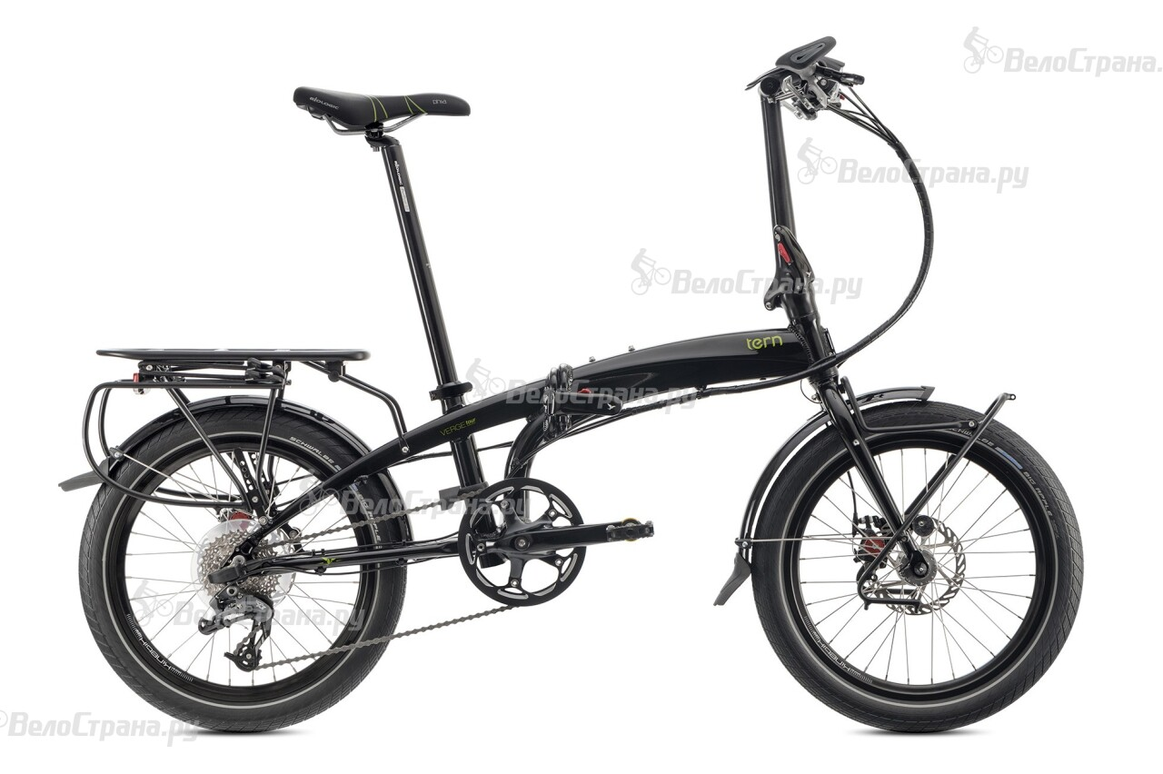 Велосипед Tern Verge Tour (2016) велосипед tern node d16 2015