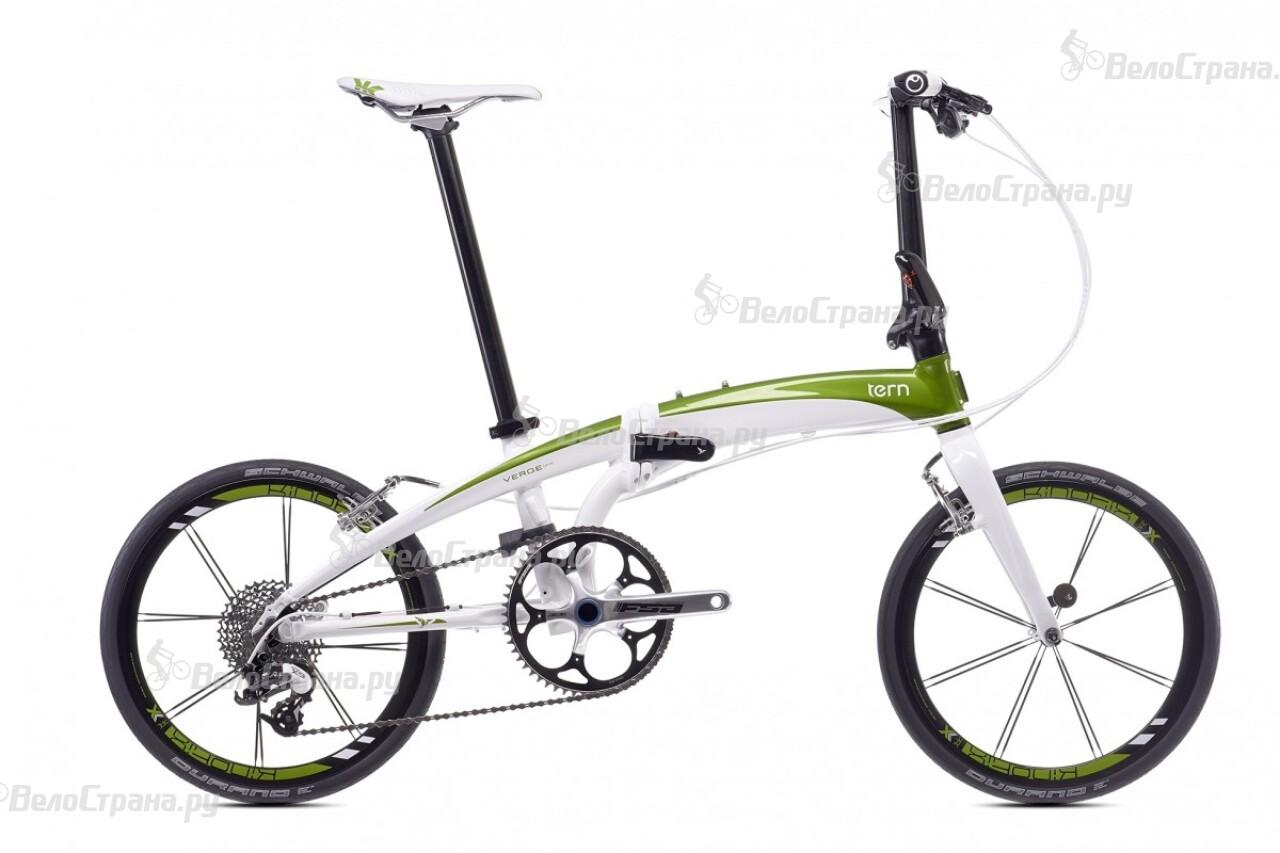 Велосипед Tern Verge X10 (2016)