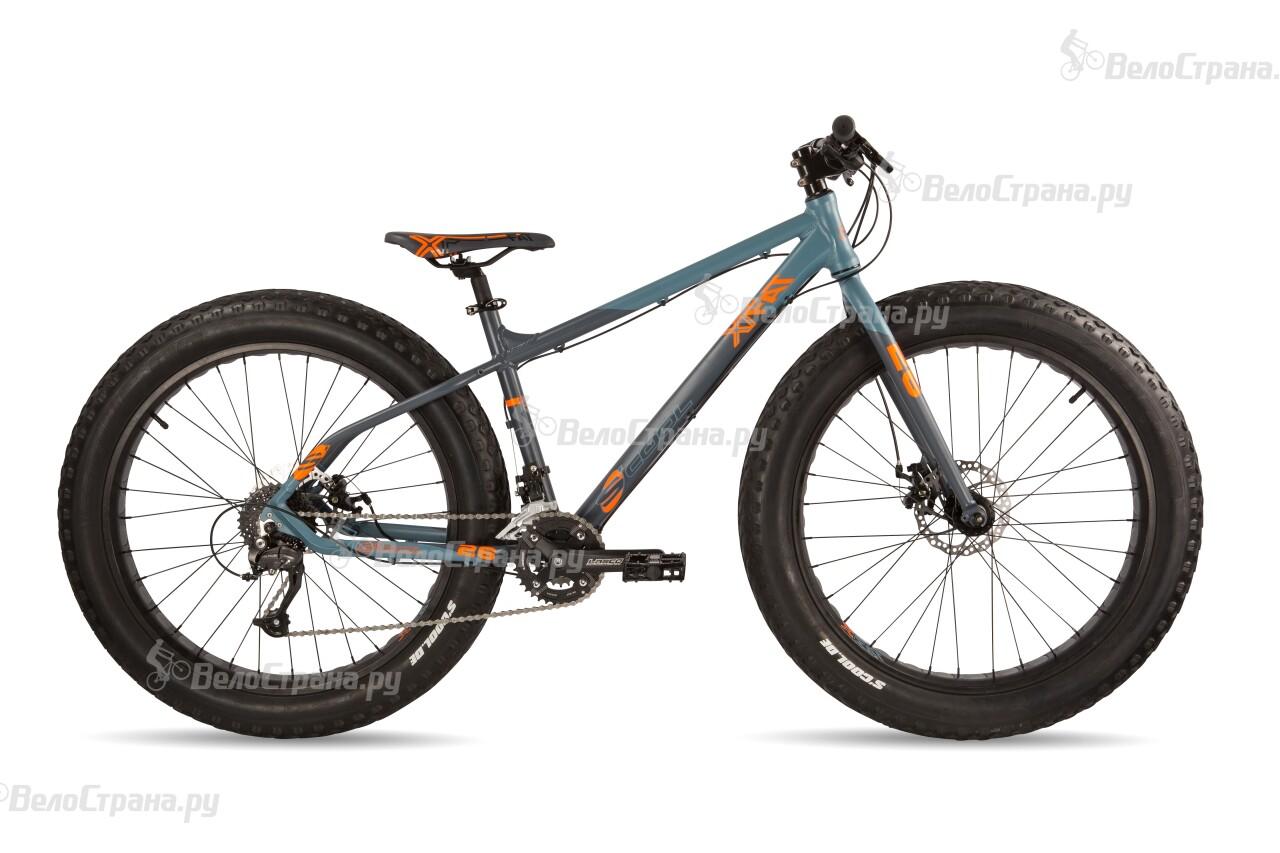 Велосипед Scool XTfat 26 18-S (2016) цена и фото