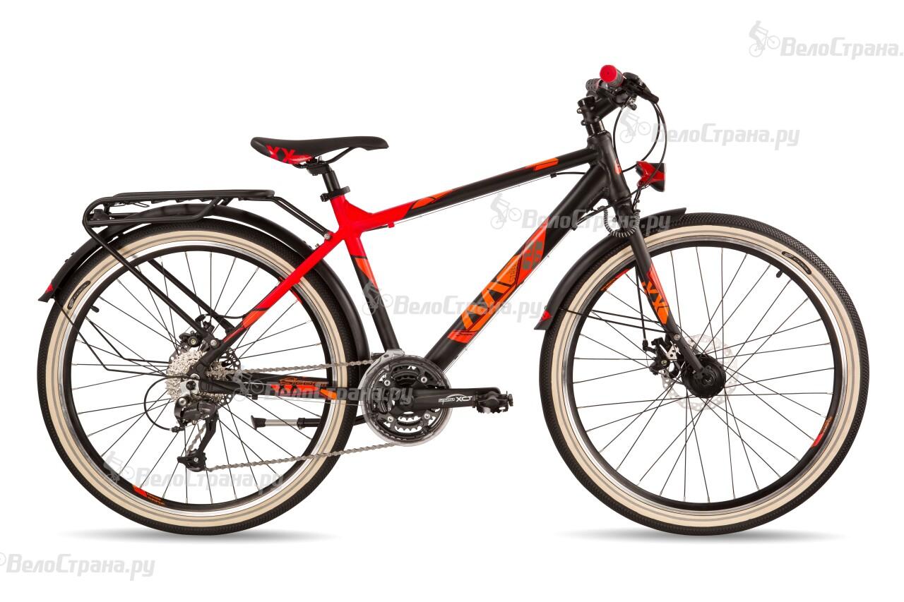 Велосипед Scool XXlite street 26 27-S (2016)