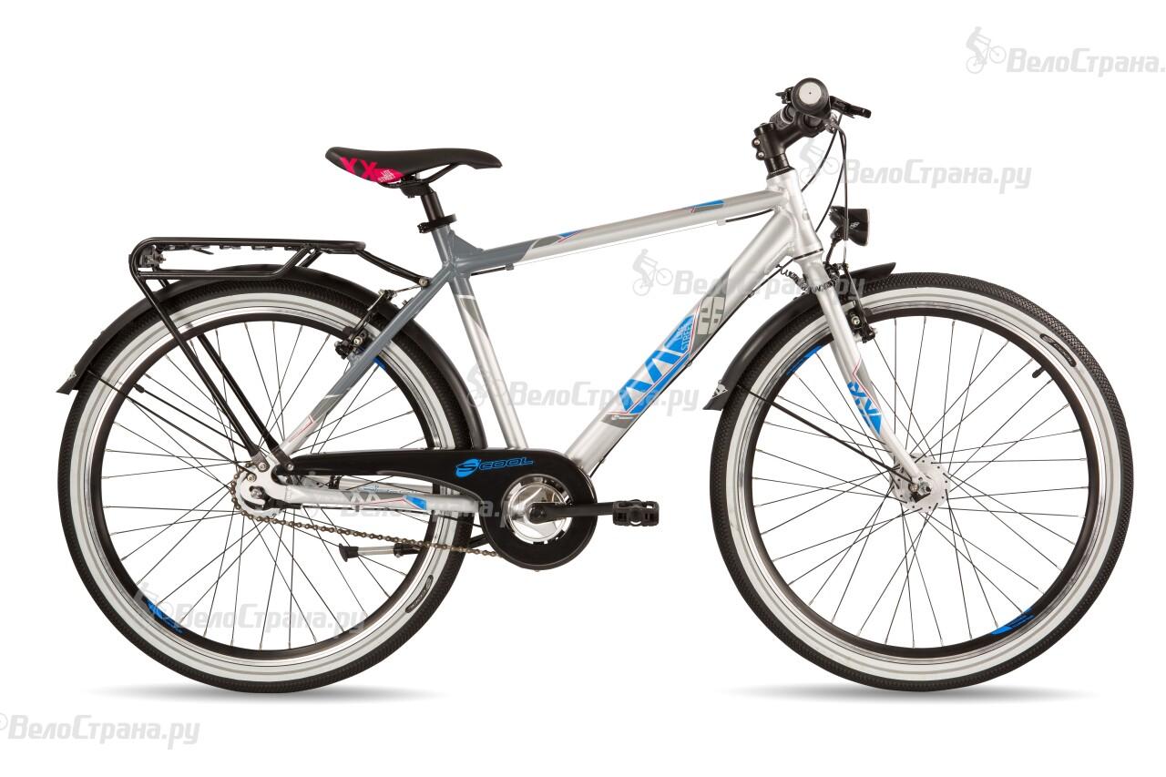 Велосипед Scool XXlite street 26 7-S (2016)