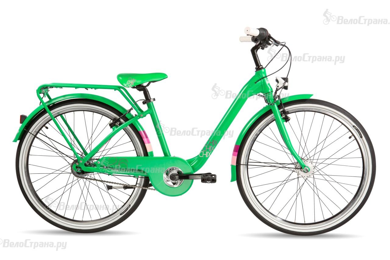 Велосипед Scool chiX pro 26 7-S (2016) велосипед scool chix pro 24 24 s 2016