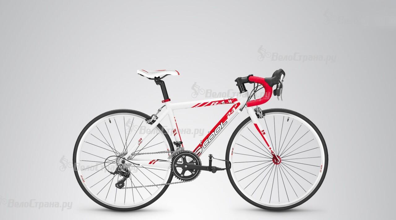 Велосипед Scool raX 24 18S (2016) aurelli 15w003 18s nero