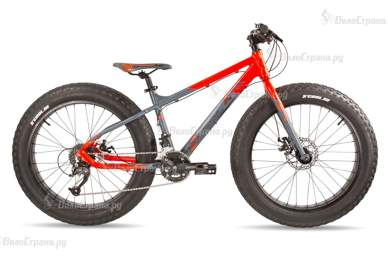 Велосипед Scool XTfat 24 18-S (2016)