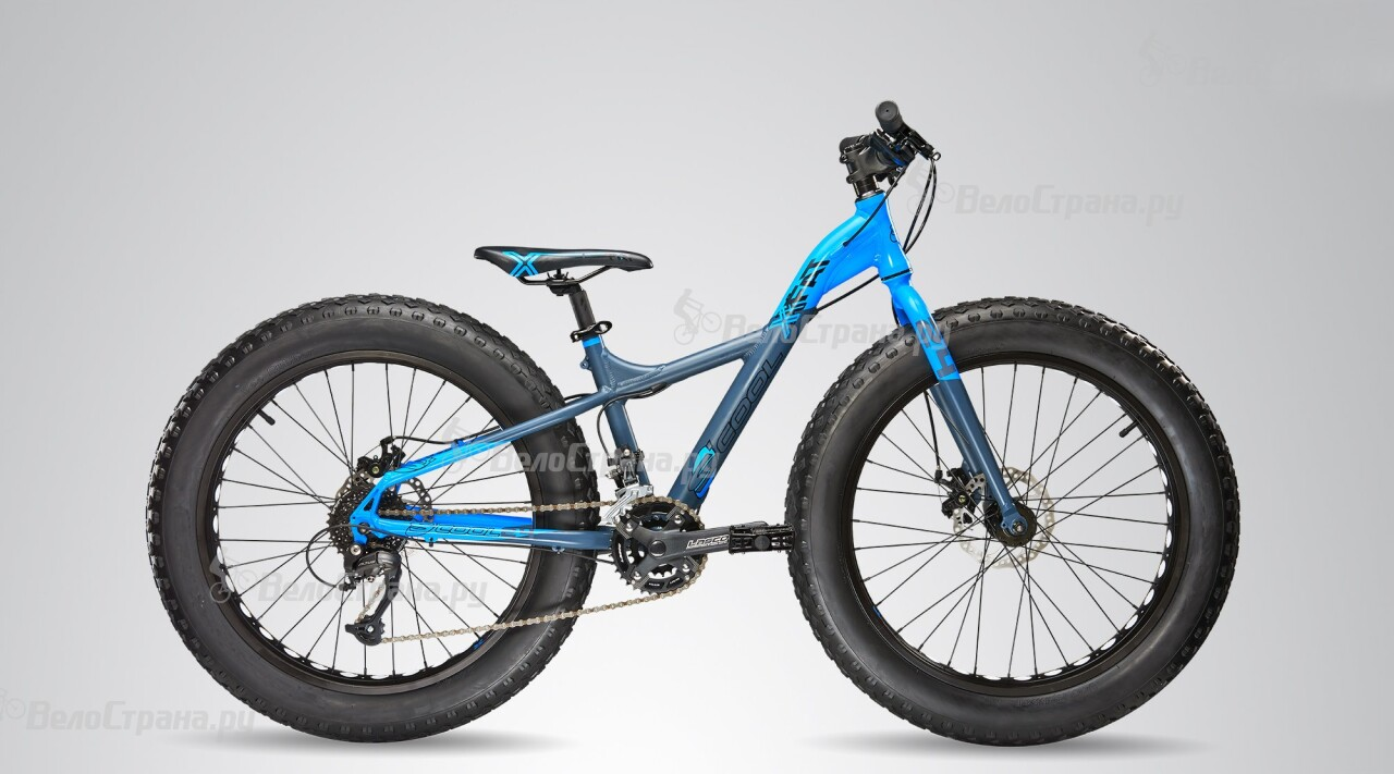 Велосипед Scool XXfat 24 18-S (2016) велосипед scool xxfat 20 9 s 2015