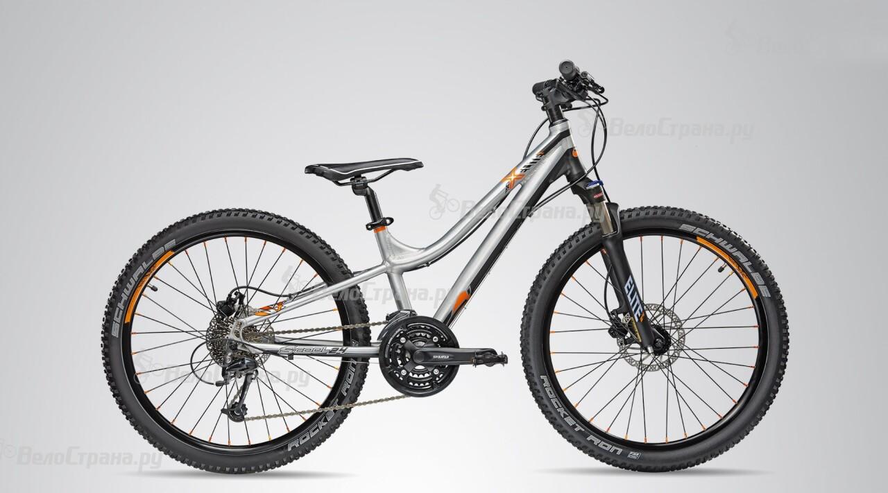 Велосипед Scool troX elite 24 27-S (2016)