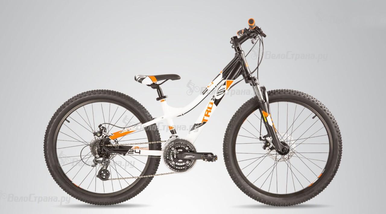 Велосипед Scool troX pro 24 24-S (2016)