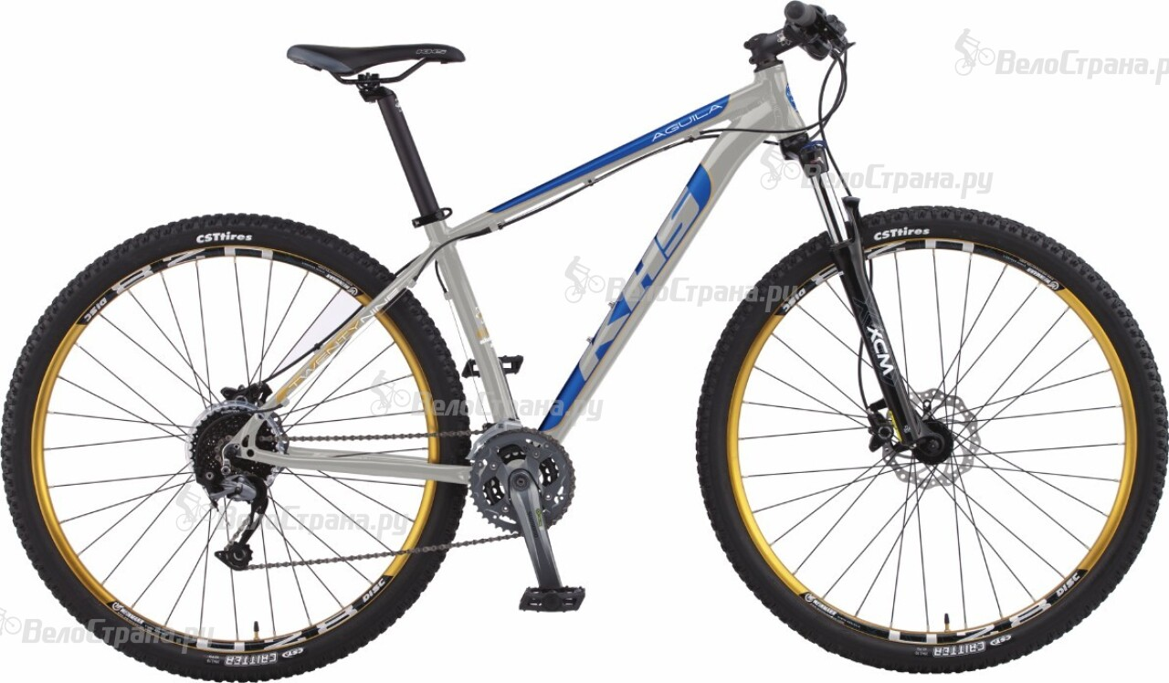 Велосипед KHS Aguila (2016)