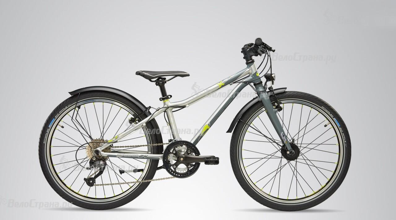 Велосипед Scool XXlite elite 24 18-S (2016) велосипед scool rennrad 14 elite 2016