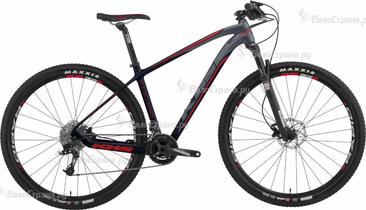 Велосипед KHS Saguro 1X11 (2016)