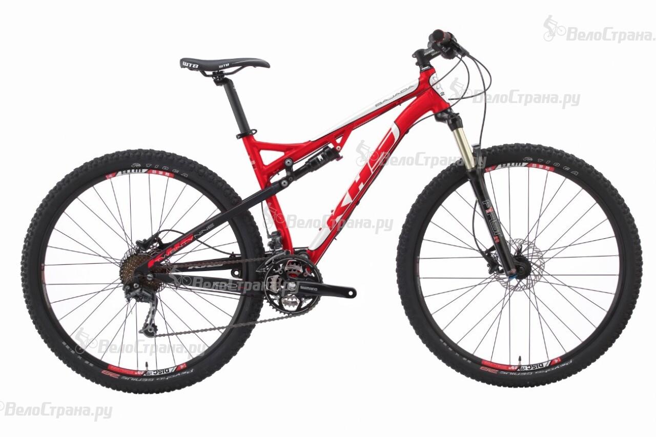Велосипед KHS Bajada (2016)
