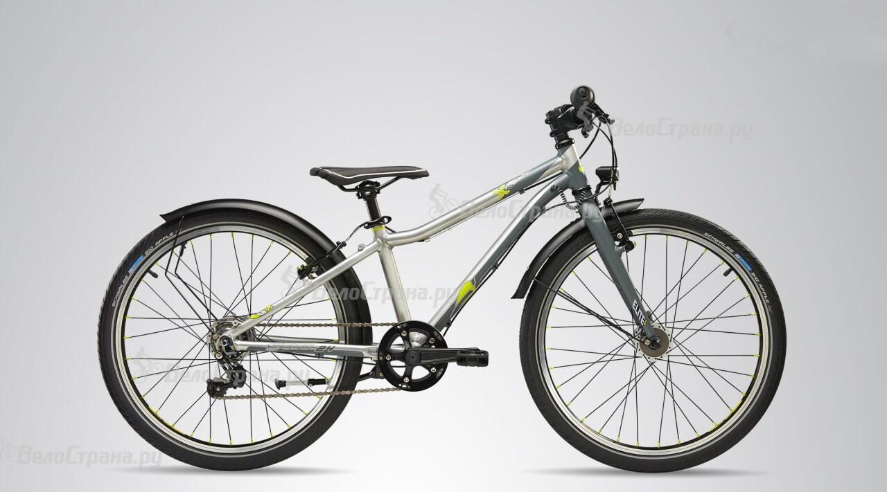 Велосипед Scool XXlite elite 24 8-S (2016) велосипед scool rennrad 14 elite 2016