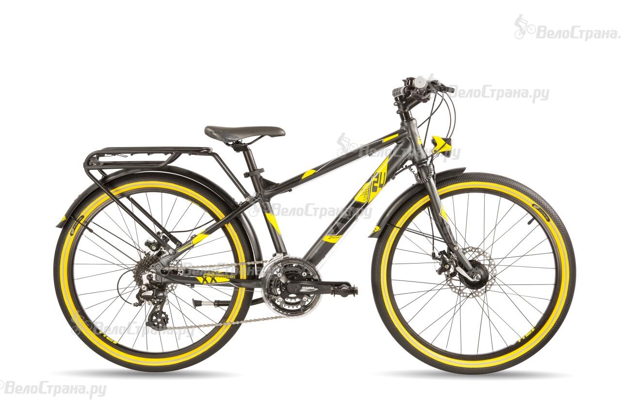 Велосипед Scool XXlite street 24 24-S (2016)