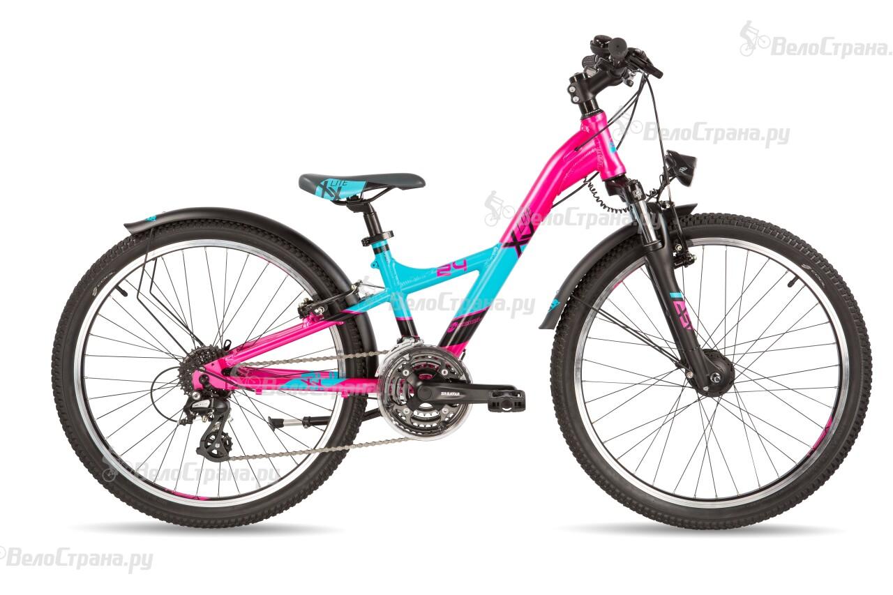 Велосипед Scool XXlite pro 24 24-S (2016)
