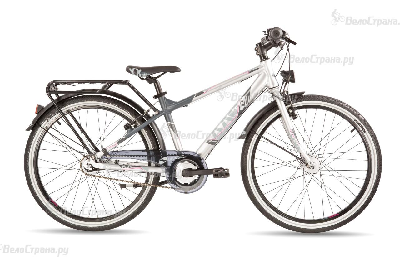 Велосипед Scool XXlite street 24 7-S (2016) велосипед scool xxlite pro 24 3 s 2016
