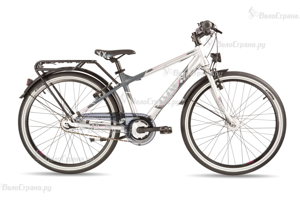 Велосипед Scool XXlite street 24 7-S (2016) lacywear s 7 dil