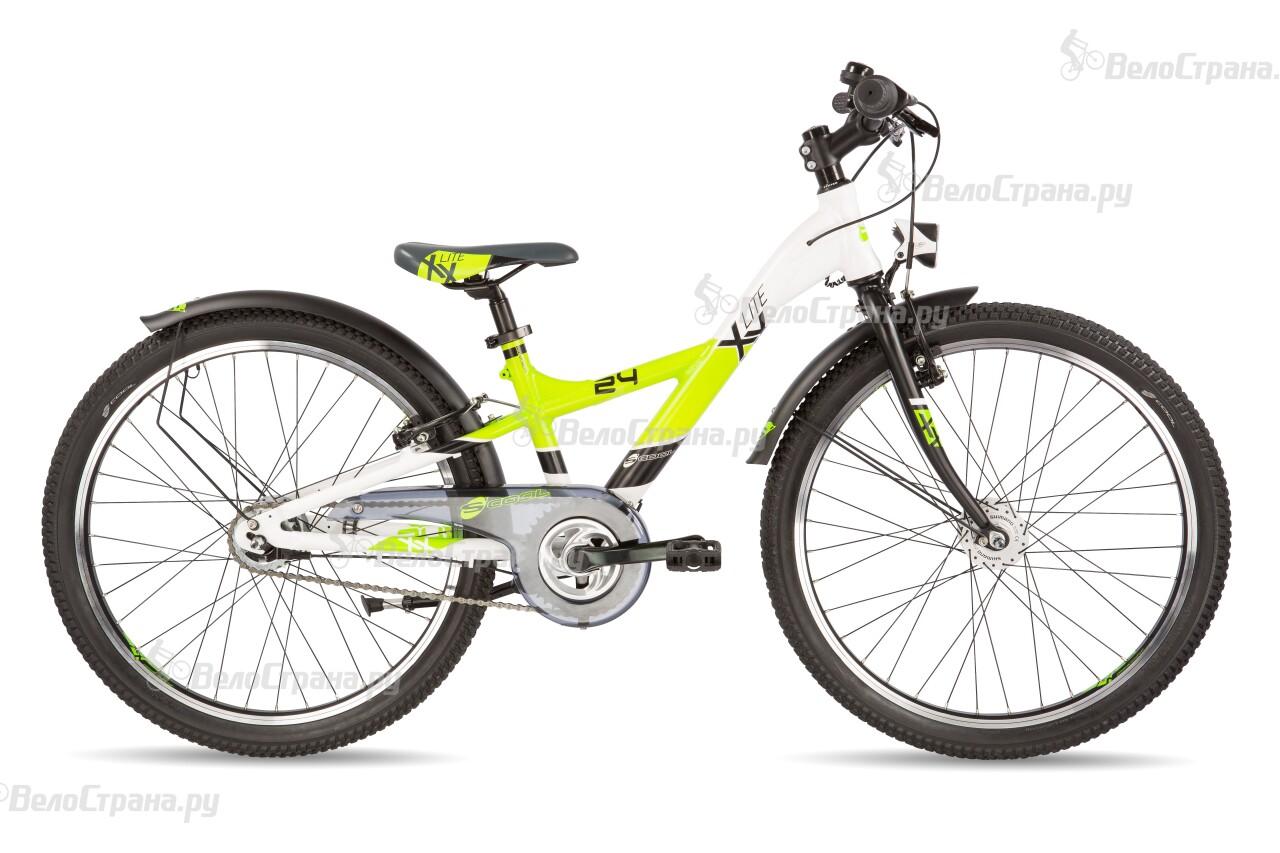 Велосипед Scool XXlite pro 24 7-S (2016)