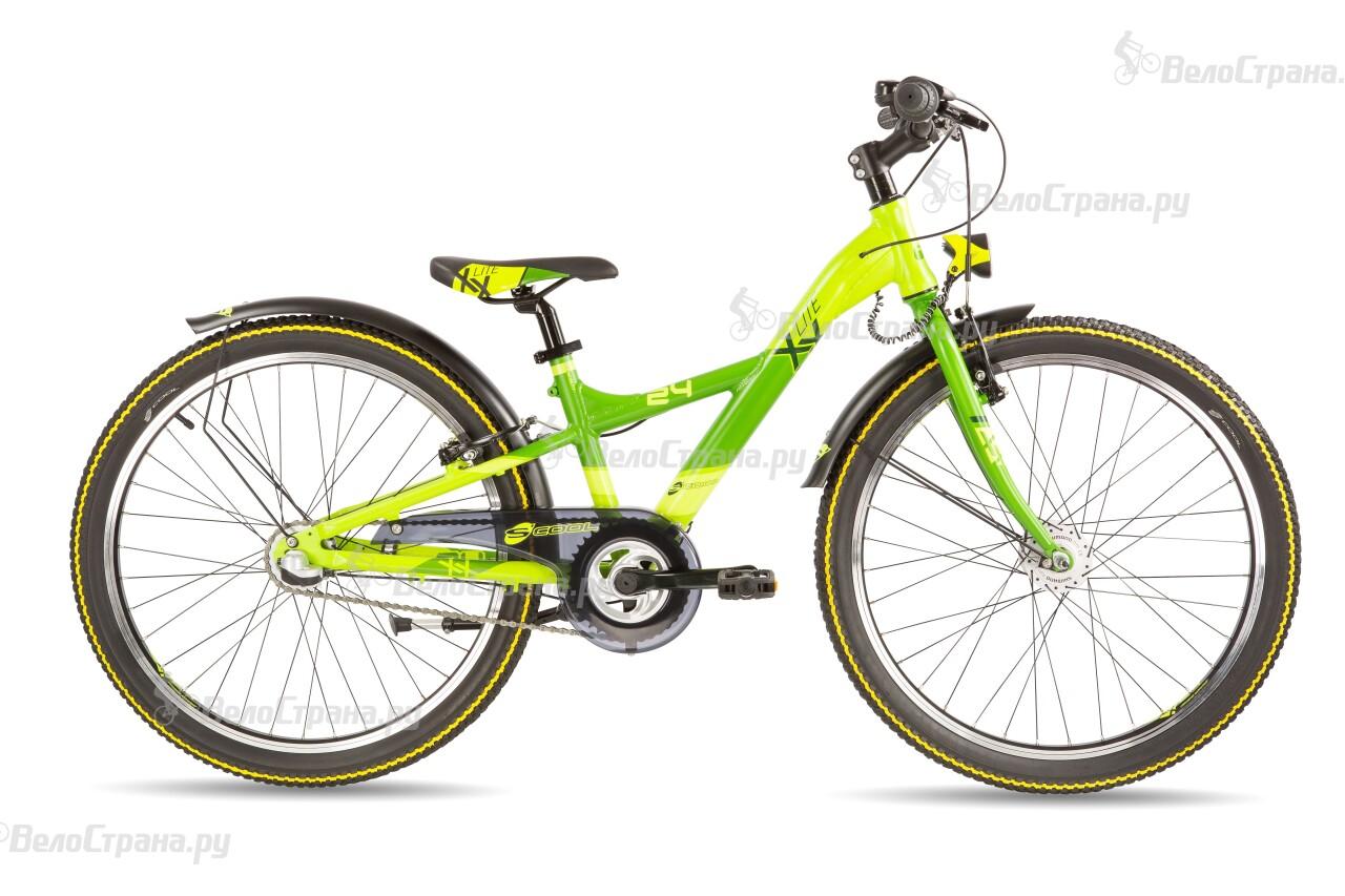 Велосипед Scool XXlite pro 24 3-S (2016)