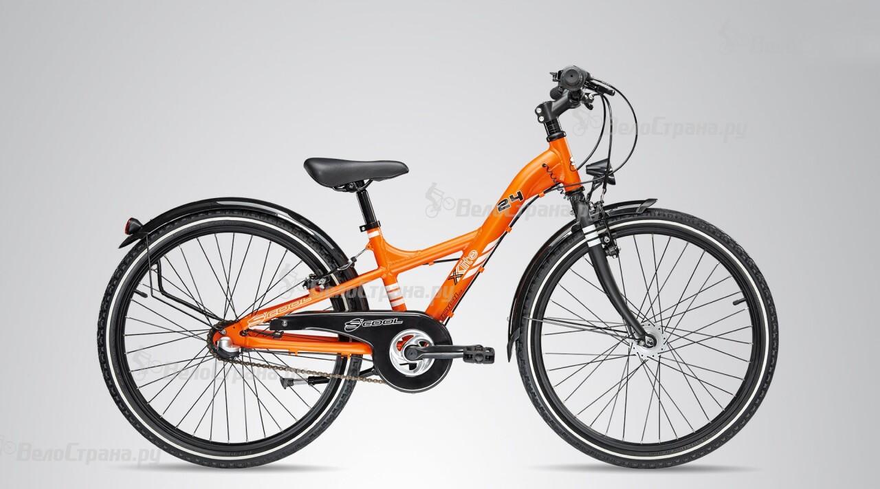 Велосипед Scool XXlite comp 24 3-S (2016)