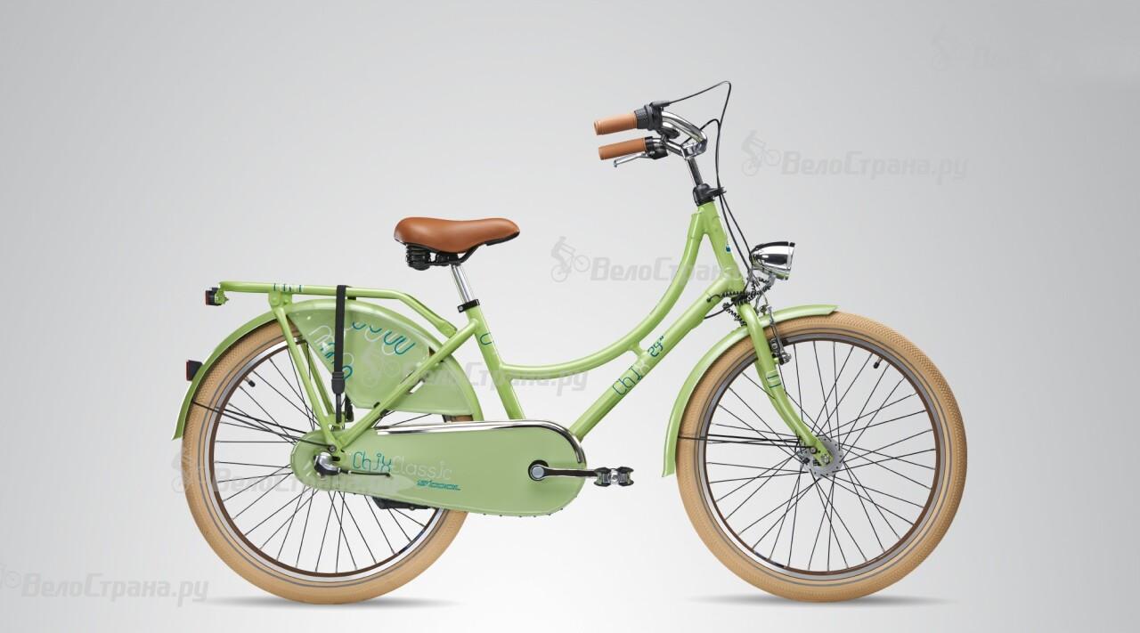 Велосипед Scool chiX classic 24 3-S (2016) велосипед scool chix pro 24 24 s 2016