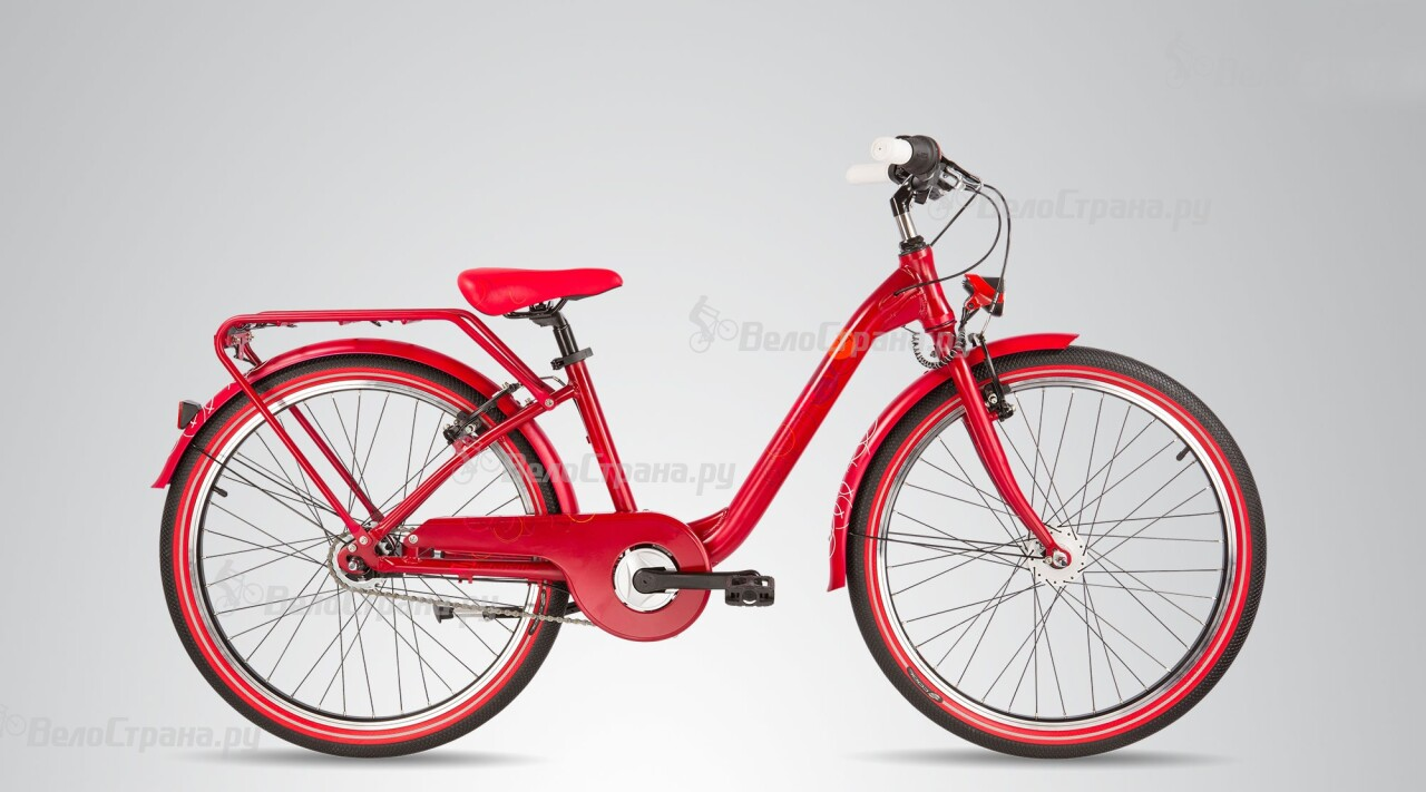 Велосипед Scool chix pro 24 7-S (2016) велосипед scool chix pro 24 24 s 2016
