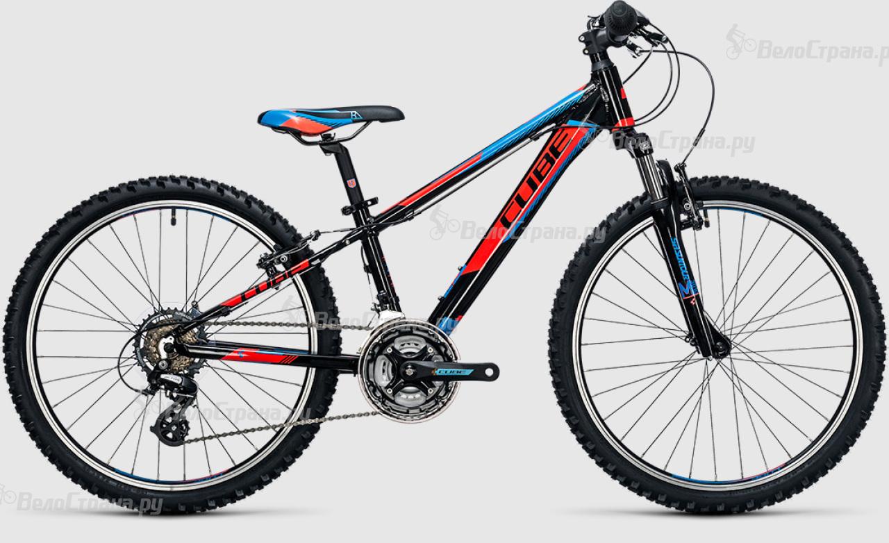 Велосипед Cube Kid 240 (2017) велосипед cube kid 240 die mannschaft dfb edition 2017
