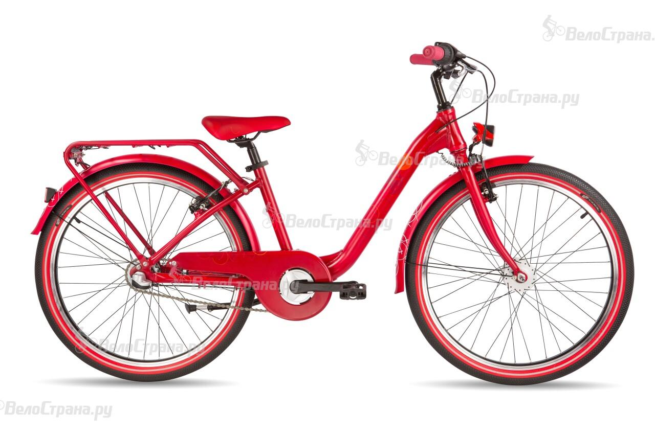 Велосипед Scool chiX pro 24 3-S (2016) велосипед scool chix pro 24 24 s 2016