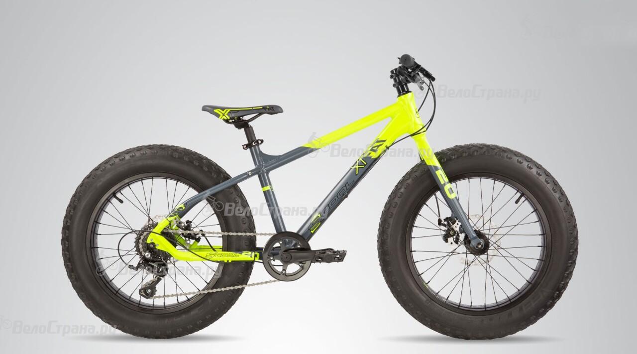 Велосипед Scool XTfat 20 9-S (2016) велосипед scool xxfat 20 9 s 2015