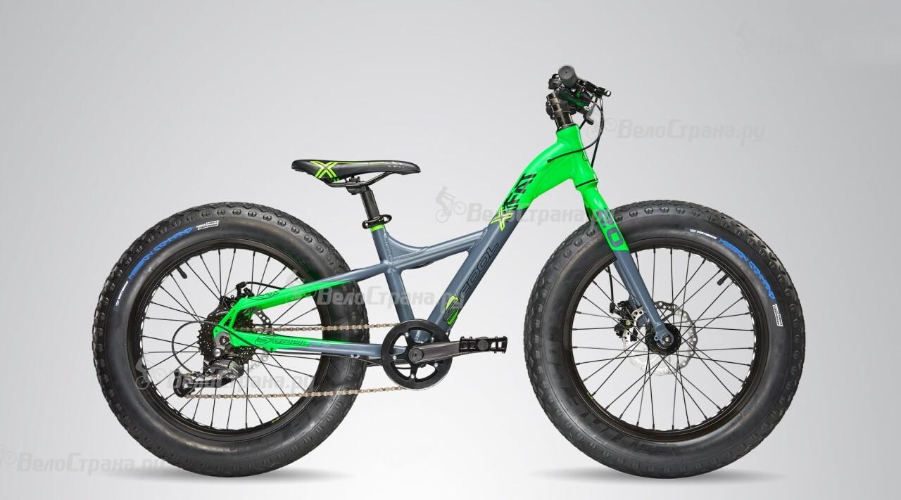 Велосипед Scool XXfat 20 9-S (2016) велосипед scool xxfat 20 9 s 2015