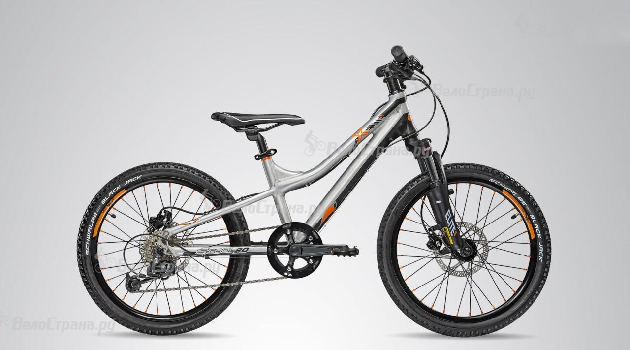 Велосипед Scool troX elite 20 9-S (2016) велосипед scool rennrad 14 elite 2016