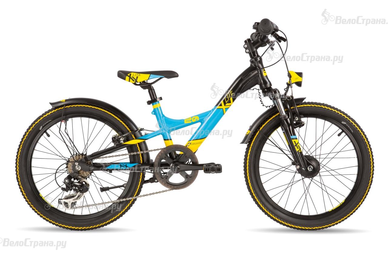 Велосипед Scool XXlite pro 20 7S (2016) laker pro d9 7 8 x p9 yamaha 20 30 л с 45618
