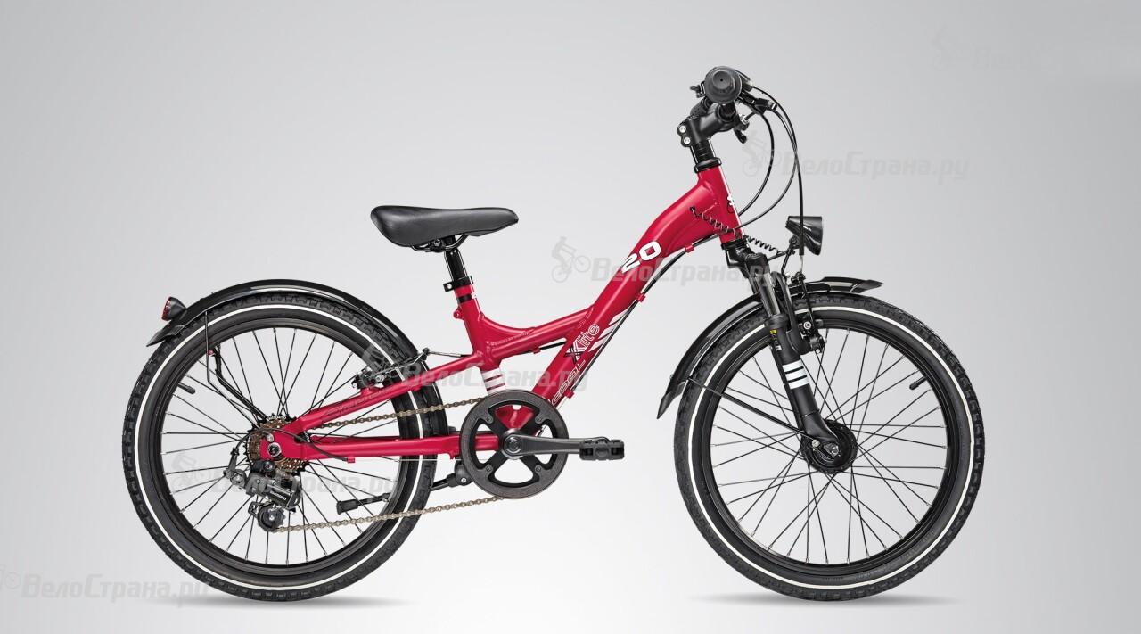 Велосипед Scool XXlite comp 20 7-S (2016)