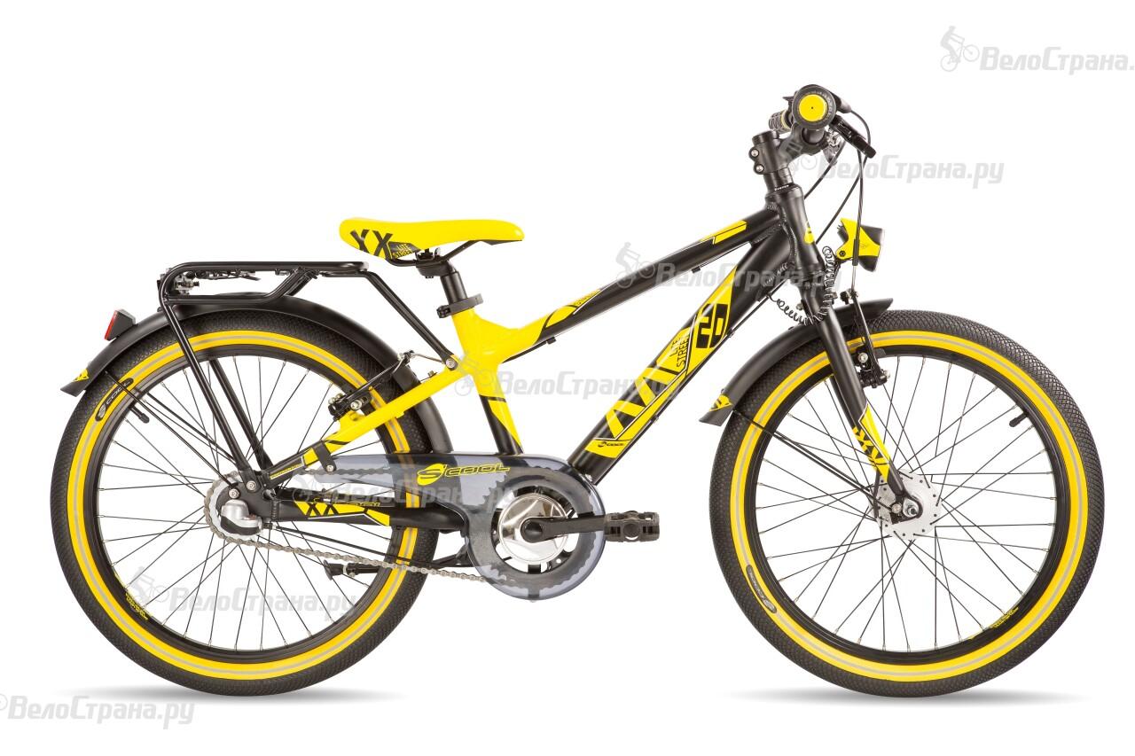 Велосипед Scool XXlite street 20 3-S (2016)