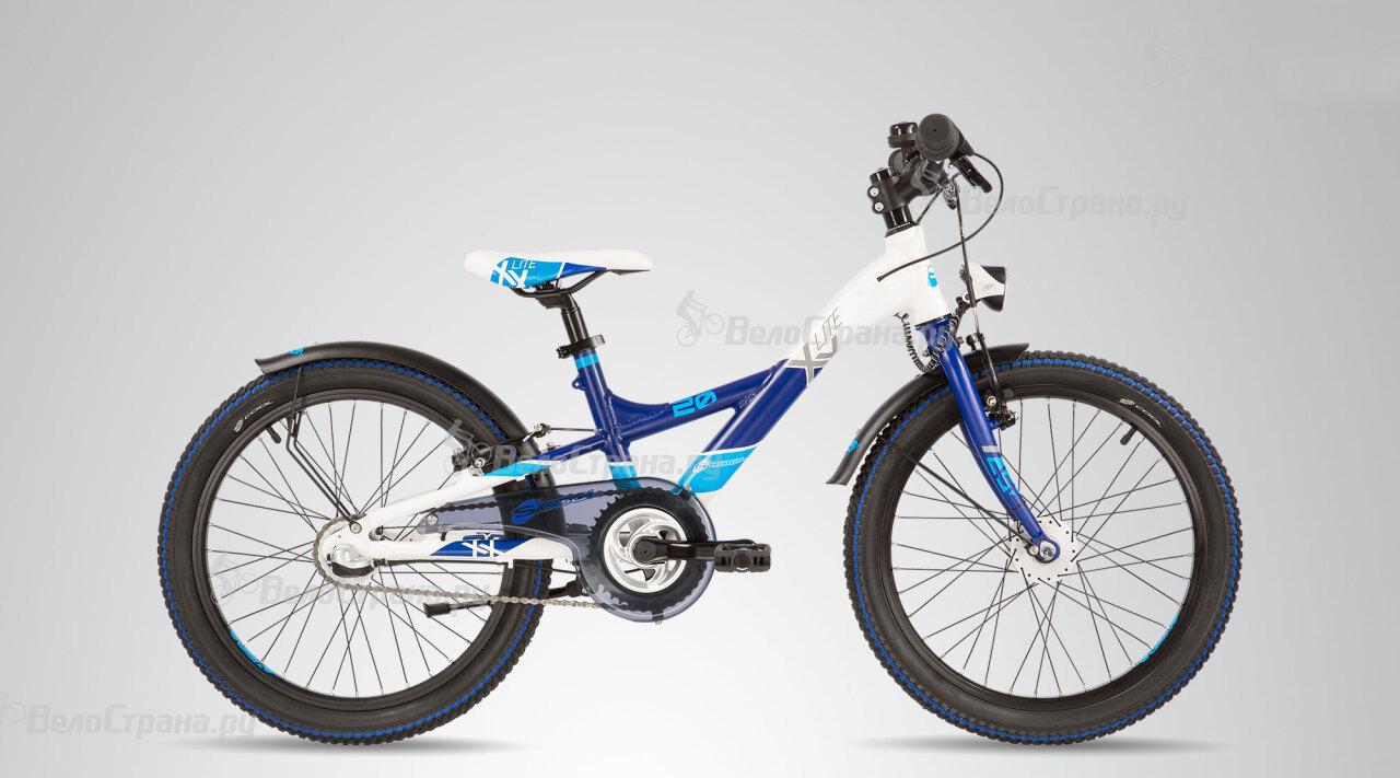 Велосипед Scool XXlite pro 20 3S (2016)