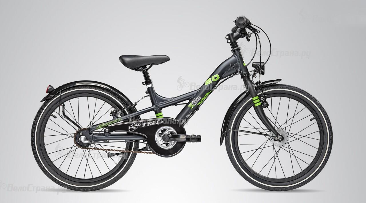 Велосипед Scool XXlite comp 20 3-S (2016)